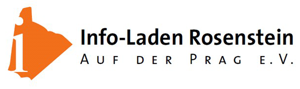 """Info Laden Rosenstein """"Auf der Prag"""""""